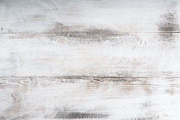 Wood texture, white wooden background, closeup vintage boards, rough matte surface, photophone.