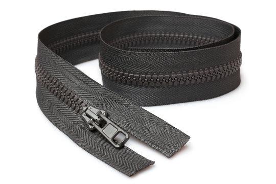 Closed zipper