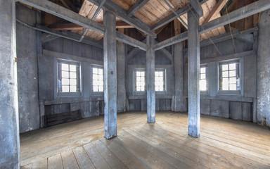 Keuken foto achterwand Oude gebouw Woodwork interior AA toren