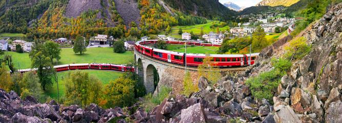 Fototapeta Bruzio bridge viaduct obraz