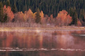 Lake Selbu, Norway