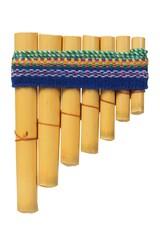 Pna flute on white