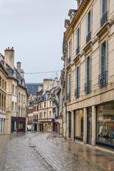 Street in Dijon, France