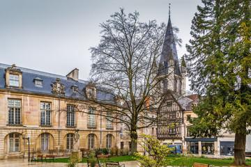 Dukes Square, Dijon, France