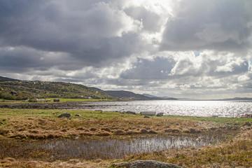 Am Trondheimfjorden bei Agdenes
