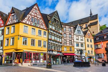 Cochem, Germany. Fototapete