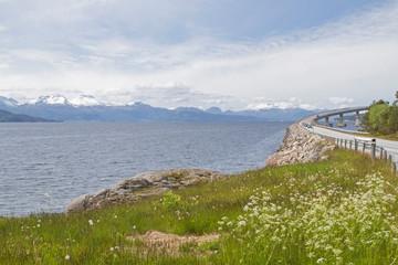 Brückenbaukunst in Norwegen