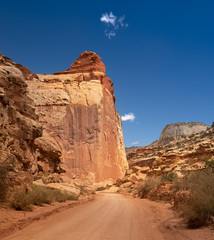 Capitol Reef National Park, south-central Utah, USA