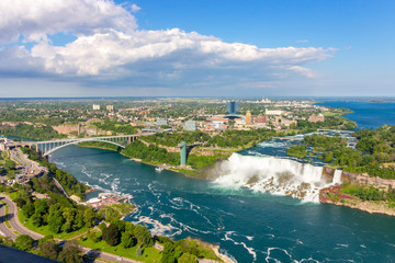 Fototapete - Niagara Falls - USA