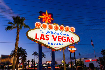 Photo sur Aluminium Las Vegas Las Vegas - USA