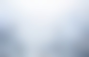 Grey mist blurred background. Simple defocused illustration. Abstract texture. Wall mural