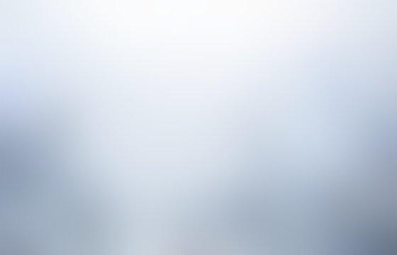Grey mist blurred background. Simple defocused illustration. Abstract texture.