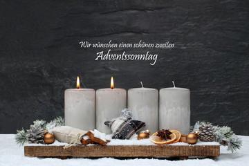 Zweiter Advent