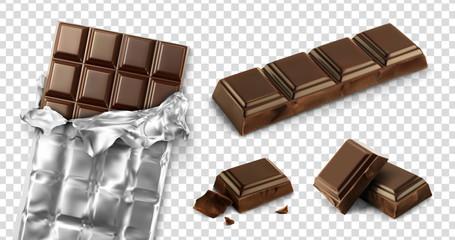 Chocolat vectoriel 2 Fototapete