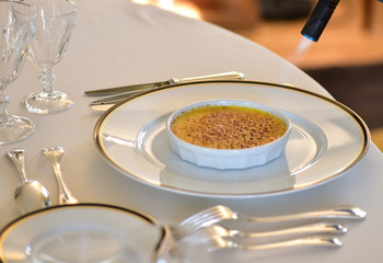 French Creme Brulle