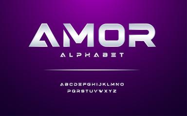 Modern Alphabet Font. Typography modern style gold font set for logo, Poster, Invitation. vector illustration