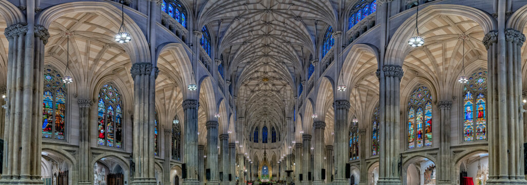 saint patrick church in new york