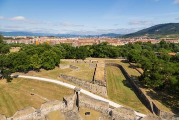 Pamplona, Spain. Fortress, XVI - XVIII centuries