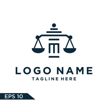 Logo design law Inspiration for companies from the initial letters logo M icon