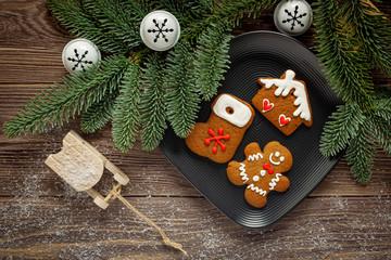 Boże Narodzenie -pierniczki