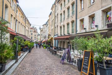 Rue du Vieux Nancy