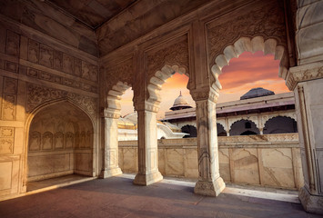 Khas Mahal in Agra Fort