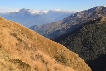 Alpine Traumlandschaft