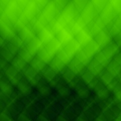 Green background abstract web pattern design