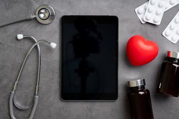 Online medical care application on smart phone