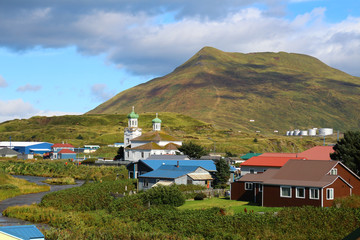 Unalaska- Dutch Harbor