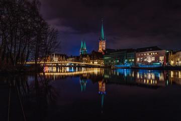 Weihnachtszeit in Lübeck