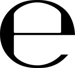 e Estimated sign symbol Icon