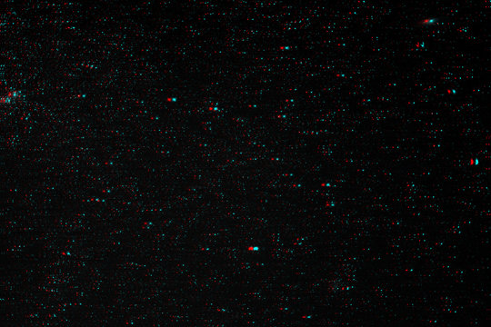 background of the dark blue starry sky