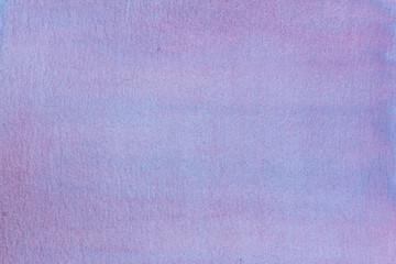 blue metallic litmus on watercolor paper