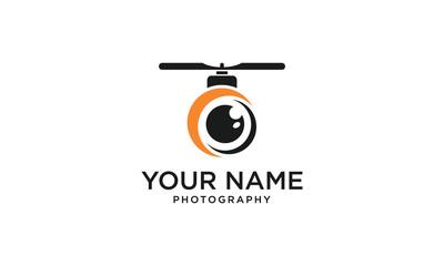 Drone Logo Icon Design
