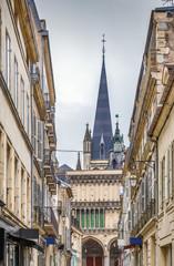 Church of Notre-Dame, Dijon, France
