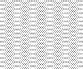Obraz mesh polygons seamless background, white pattern, vector - fototapety do salonu