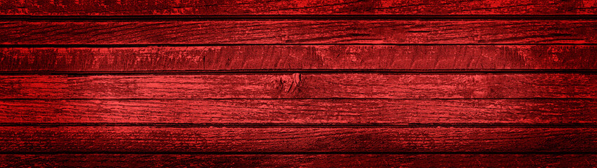 old red wood background with wooden vintage texture in elegant website or textured paper design, Christmas background, abstract grunge background Fototapete