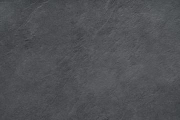 Fototapete - Dark gray wall texture rough background, dark concrete floor or old grunge background