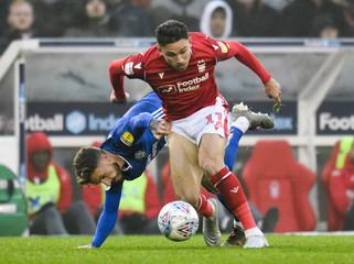 Championship - Nottingham Forest v Cardiff City