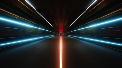 speed of light Fotomurales