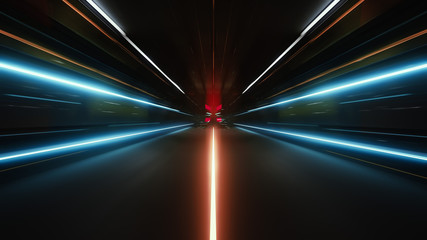 speed of light Fototapete