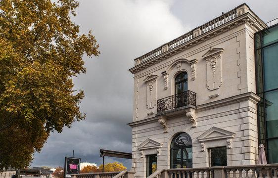 Brive-la-Gaillarde (Corrèze, France) - Théâtre