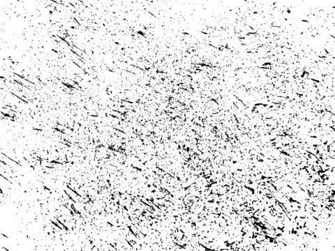 Grunge Noise Background. Pattern Distress Black And White Noise.