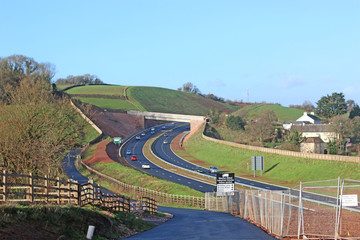 New Road bypass after completion