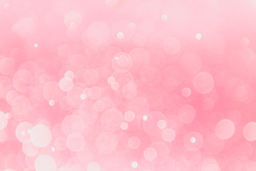 Abstract blue background with bokeh, bokeh background, sparkle bokeh background, love background