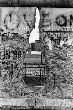 Mauerfall Berlin 1990
