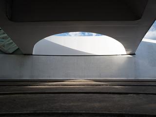 Under Bridge in Northern California
