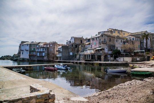 Erbalunga, Corse.