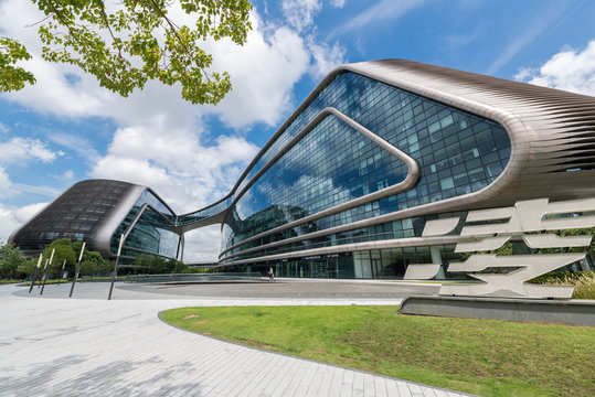 Soho Building Shanghai
